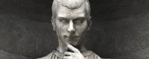 Niccolo Machiavelli Face