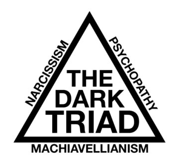Image result for dark triads