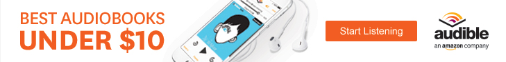 Start a free Amazon Audible Trial you cancel at any time and get 2 free audiobooks.